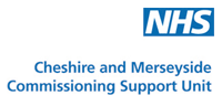 NHS Cheshire and Merseyside Commissioning Support Unit Logo