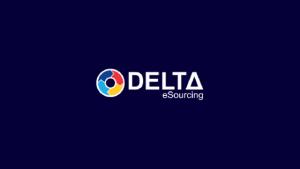 Delta eSourcing banner